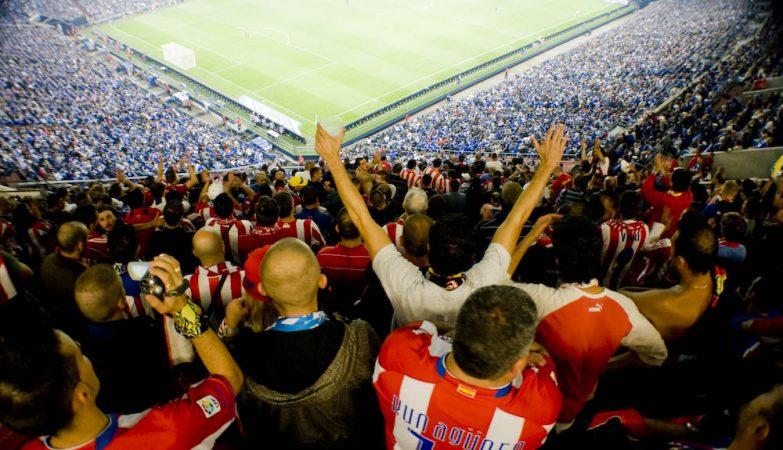 Frente Atlético, uma das claques do Atlético Madrid