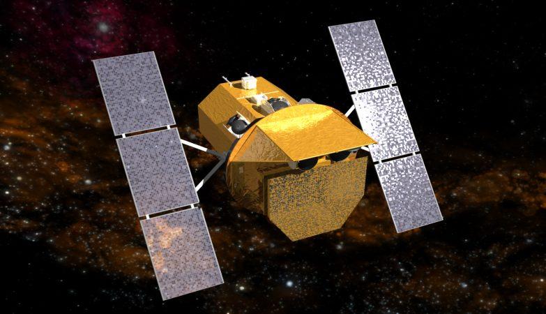 O observatório espacial Swift, da NASA