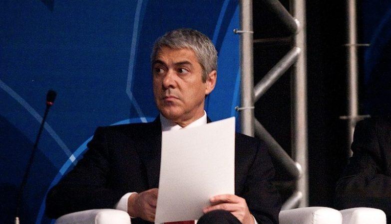 O ex-primeiro-ministro, José Sócrates