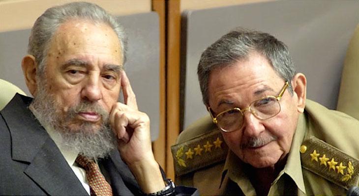 Em 2006, Fidel Castro afastou-se devido a problemas de saúde e delegou o poder no irmão, Raul Castro