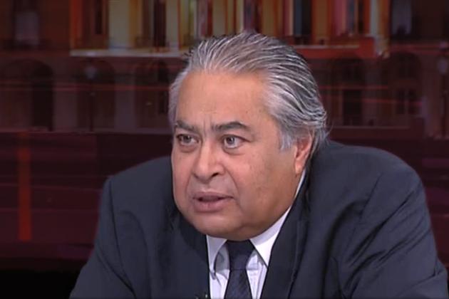 João Araújo, advogado do ex-primeiro-ministro José Sócrates