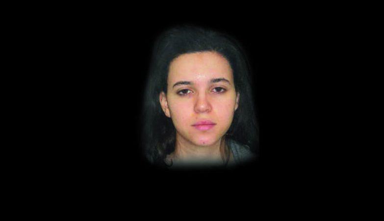 Hayat Boumeddiene, a companheira do terrorista Amedy Coulibaly
