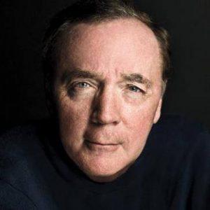 O escritor James Patterson