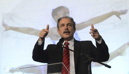 O ministro da Casa Civil brasileiro, Aloizio Mercadante