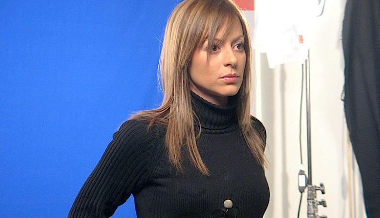 Joana Amaral Dias, ex-militante do Bloco de Esquerda, uma das dinamizadoras do Juntos Podemos