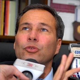 Alberto Nisman, procurador federal da Argentina