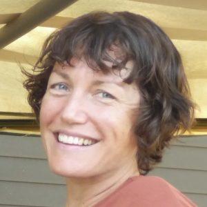A astrónoma Daryl Haggard, investigadora do Amherst College, nos EUA