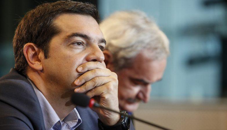 Alexis Tsipras, líder do Syriza