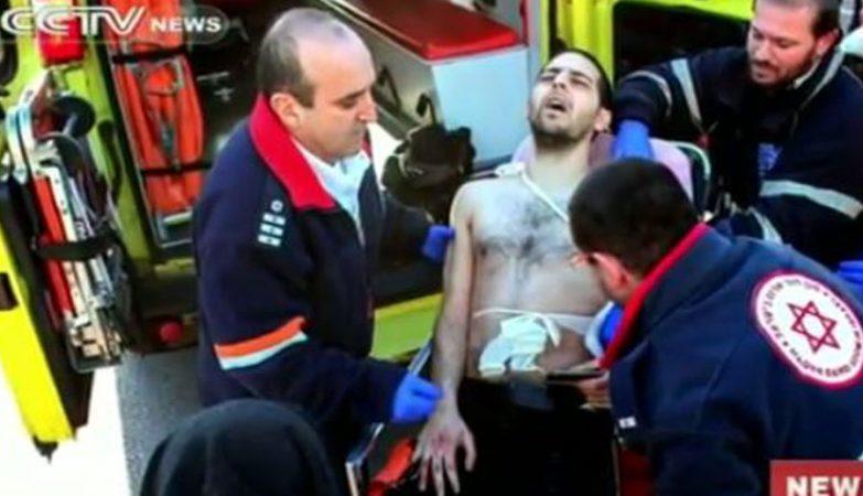 Palestiniano esfaqueou várias pessoas num autocarro em Israel
