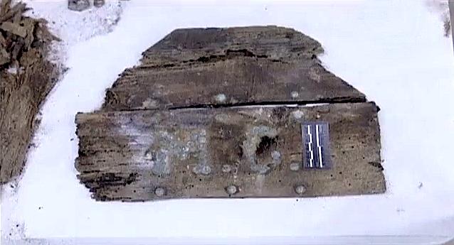 """A inscrição """"M. C."""" num caixão da Igreja das Trinitarias de Madrid poderá significar Miguel Cervantes"""