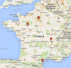 Locais muçulmanos atacados depois do atentado ao jornal satírico Charlie Hebdo