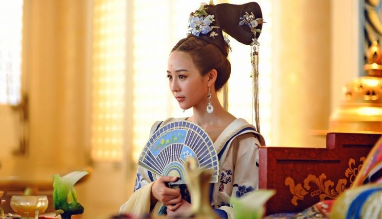 """Nos episódios recentes de """"A Imperatriz da China"""" as personagens femininas apresentam-se mais """"recatadas"""""""