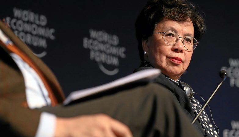 Margatet Chan, diretora da OMS