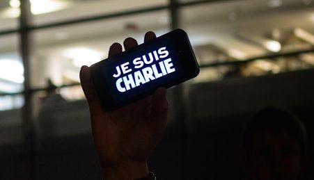 Charlie não morreu. Je suis Charlie!