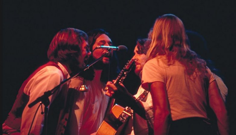 "Os Supertramp no tour ""Breakfast In Europe"", Olympia Halle, Munique, 1980."