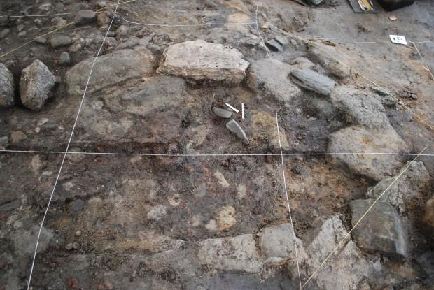 Uma sepultura com 4.000 anos encontrada no sítio arqueológico de Sømmevågen