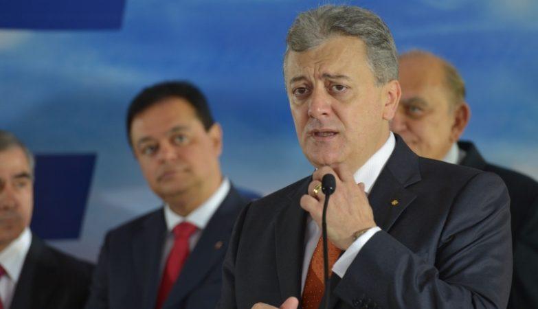 Aldemir Bendine, atual presidente da Petrobras