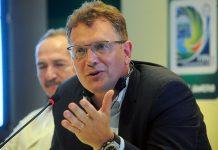 Jérôme Valcke, secretário-geral da FIFA
