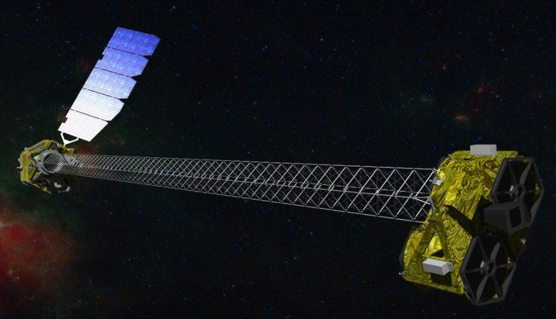 O telescópio NuSTAR da NASA, lançado em Junho de 2012, observou a porção de alta energia do espectro de luz em raios-X emitida pelo buraco negro supermassivo denominado PDS 456.