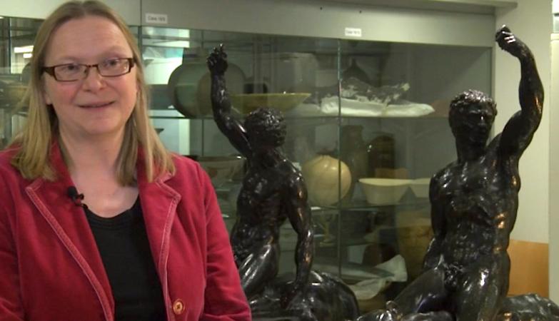 A investigadora Victoria Avery está convencidad de que as estátuas são obra de Michelangelo
