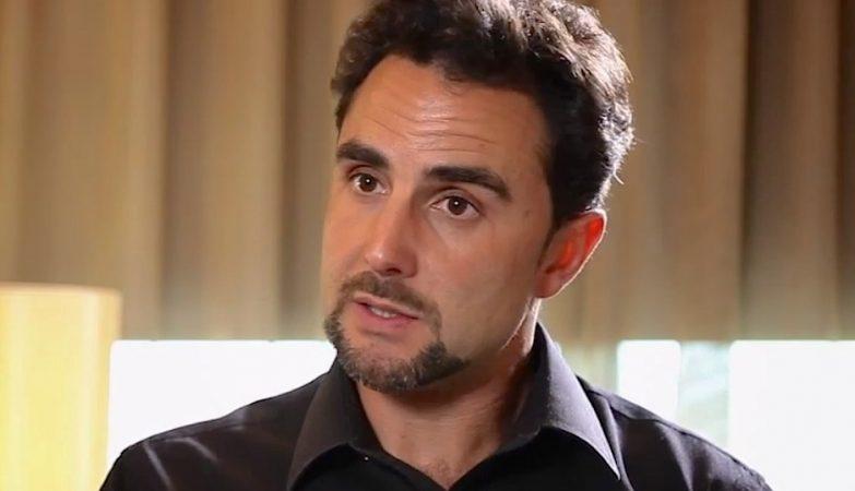 O informático franco-italiano Hervé Falciani, de 42 anos