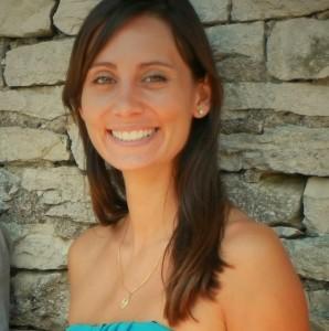 Solene Paillet, porta-voz do gleeden.com