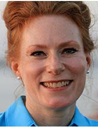 Anne Marie Luijendijk, professora de religião da Universidade de Princeton