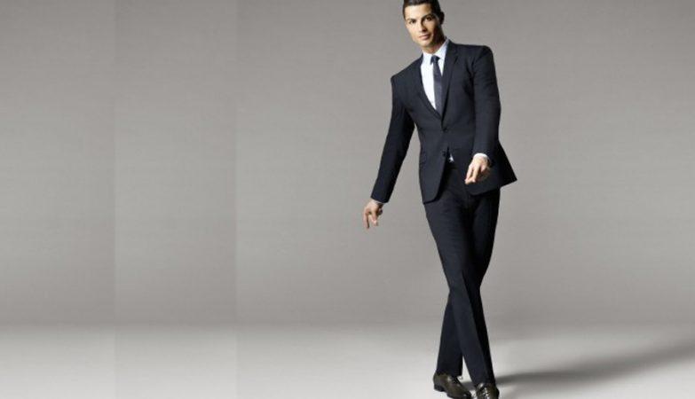 Cristiano Ronaldo lança linha de calçado