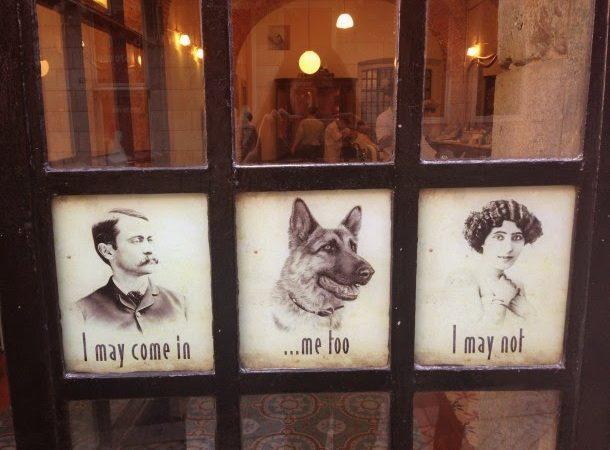 Figaro's Barbershop, em Lisboa