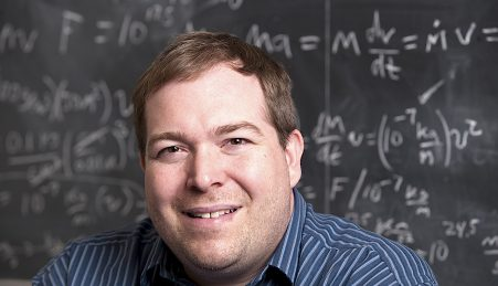 Eric Mamajek, astrónomo da Universidade de Rochester