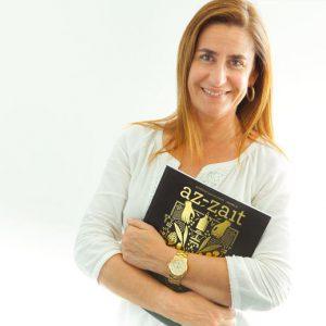 A secretária-geral da Casa do Azeite, Mariana Matos