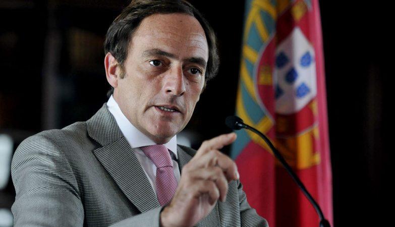 Paulo Portas, ex-vice-primeiro-ministro e ex-líder do CDS.