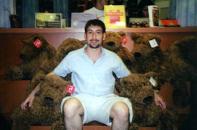 Matthew David Yarnell, vítima do 11 de Setembro de 2001