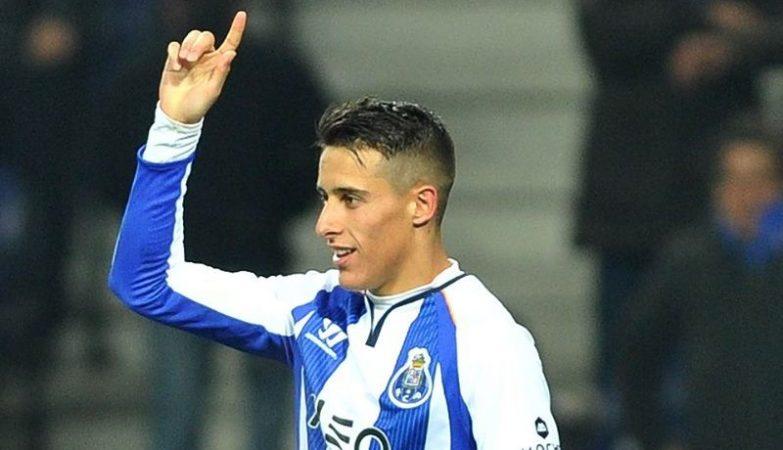 Christian Tello, FC Porto