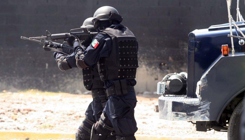 Os agentes emboscados fazem parte da  Gendarmería, uma força policial de 5 mil homens criada pelo presidente mexicano, Enrique Pena Nieto, para combater o crime organizado