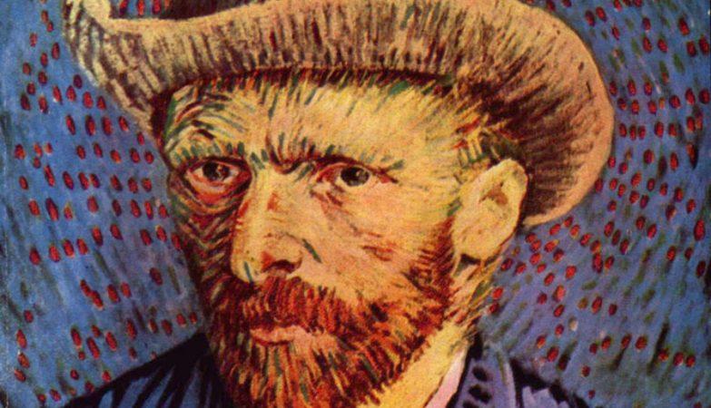 Auto-Retrato de Vincent Van Gogh