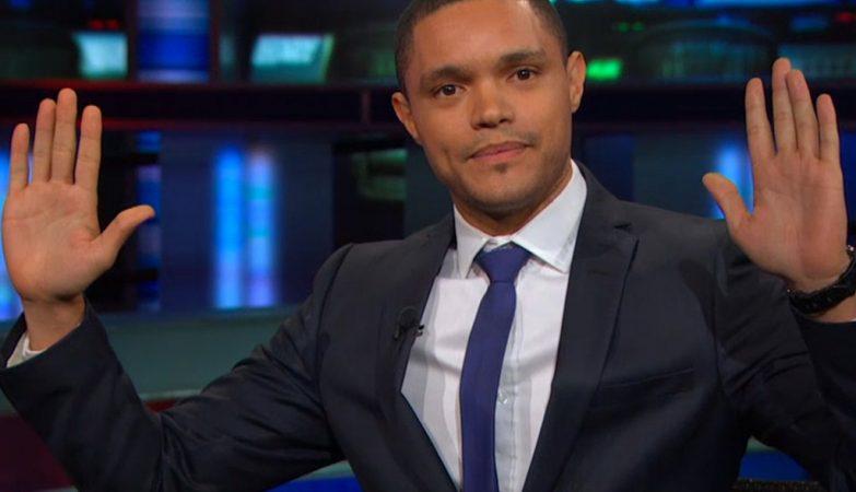 Trevor Noah, o futuro apresentador do Daily Show