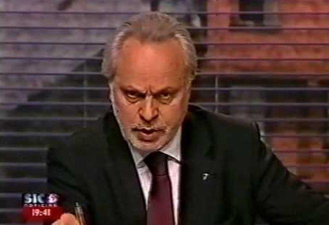 Valentim Loureiro, ex-presidente da Câmara de Gondomar