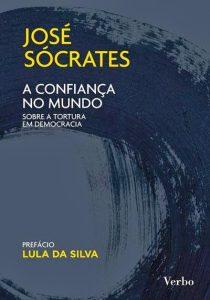 A Confiança no Mundo, José Sócrates (capa)