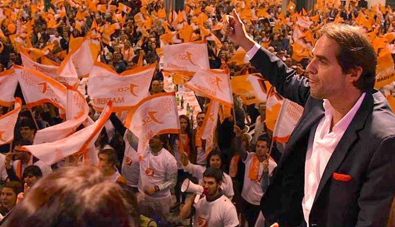 Miguel Albuquerque, novo líder do PSD-M, manteve a maioria absoluta de Alberto João Jardim na Madeira