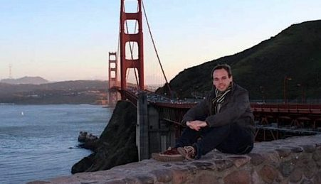 Foto de Andreas Lubitz, co-piloto do avião da Germanwings, divulgada pela Paris Match
