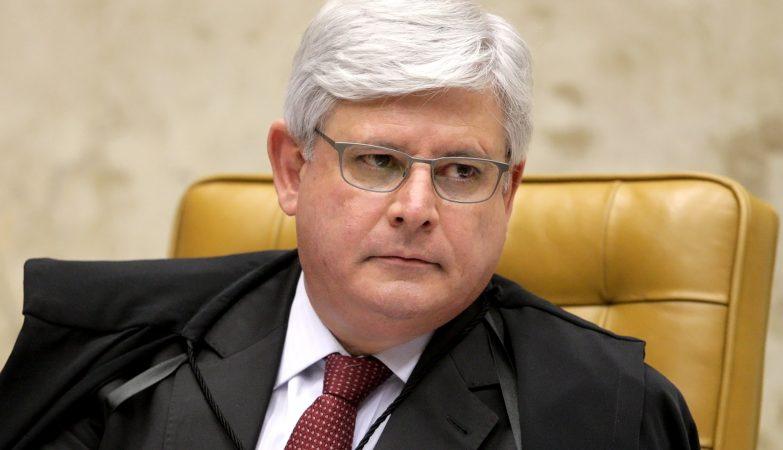 O procurador-geral da República do Brasil, Rodrigo Janot