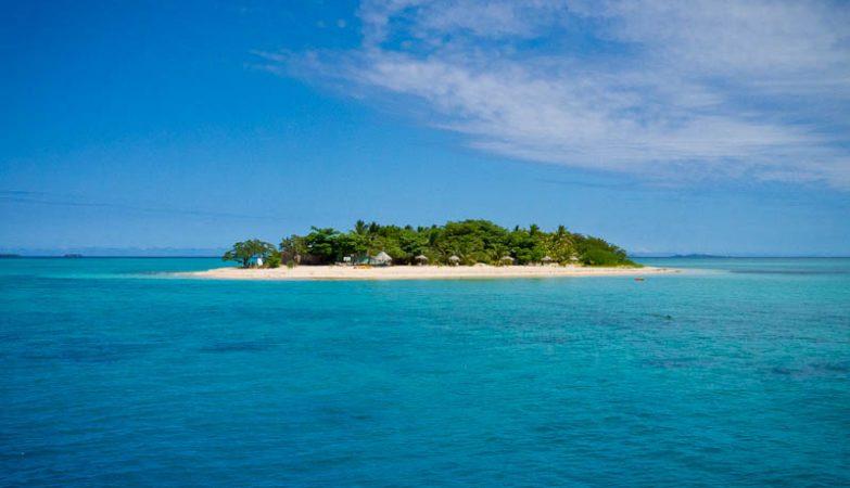 Uma ilha nas Fiji por 723 mil euros