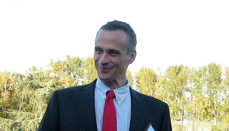Michael Roth, ministro de Estado para os Assuntos Europeus da Alemanha