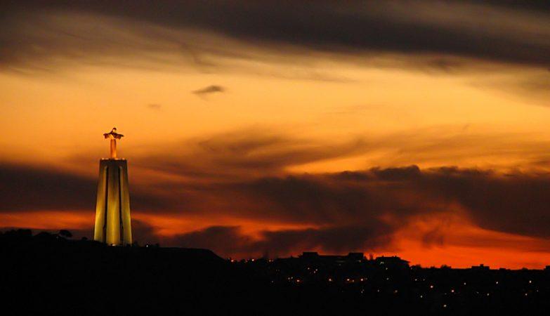 Cristo-Rei em Almada, Lisboa