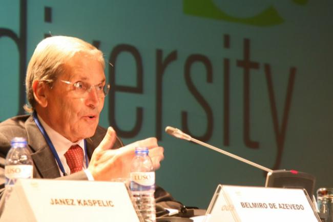 Belmiro de Azevedo, ex-Presidente da Sonae