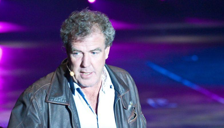 Jeremy Clarkson, provavelmente o mais polémico (ex-)apresentador de sempre na BBC