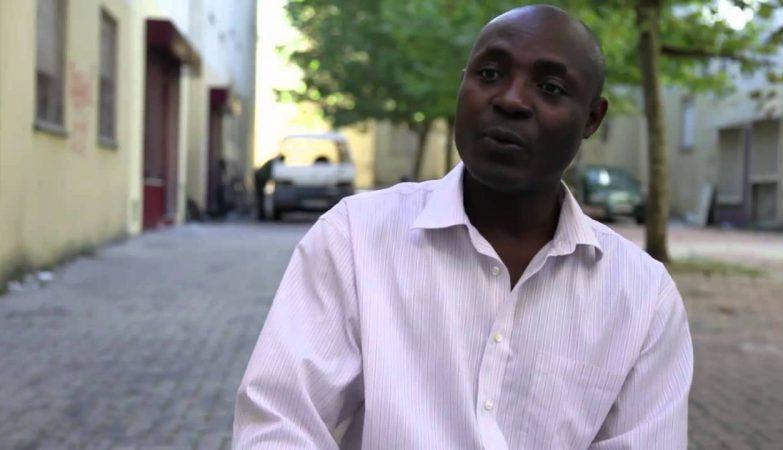O jornalista angolano Rafael Marques