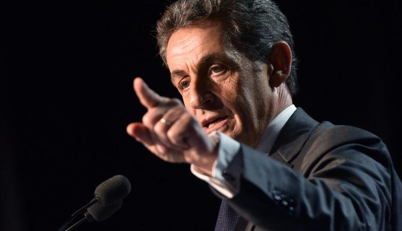 Nicolas Sarkozy, ex-Presidente francês, líder da UMP