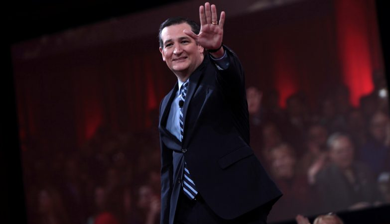 Ted Cruz, senador republicano do Texas